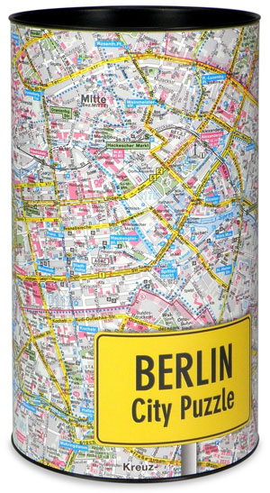 Guides et plans de Berlin