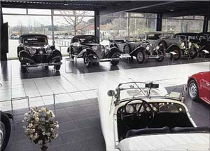 mus es et usines d 39 automobiles en allemagne. Black Bedroom Furniture Sets. Home Design Ideas
