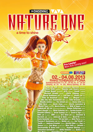 affiche Nature One