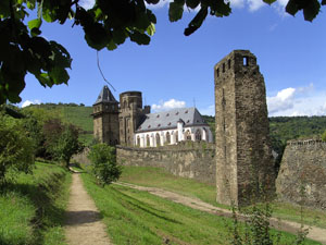 Oberwesel remparts