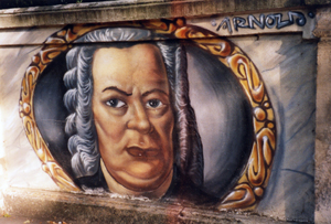 Bach Graffity