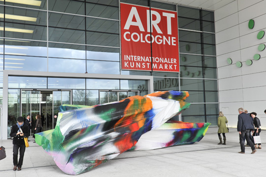 Salons d'art à Cologne