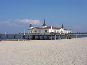 Plages sur Usedom